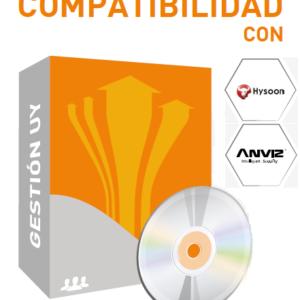S&F Software de Personal para Anviz y Hysoon