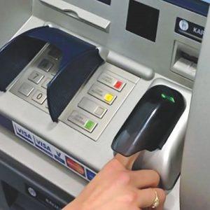 Hitachi ATM – Lector de venas ATM Finger Vein